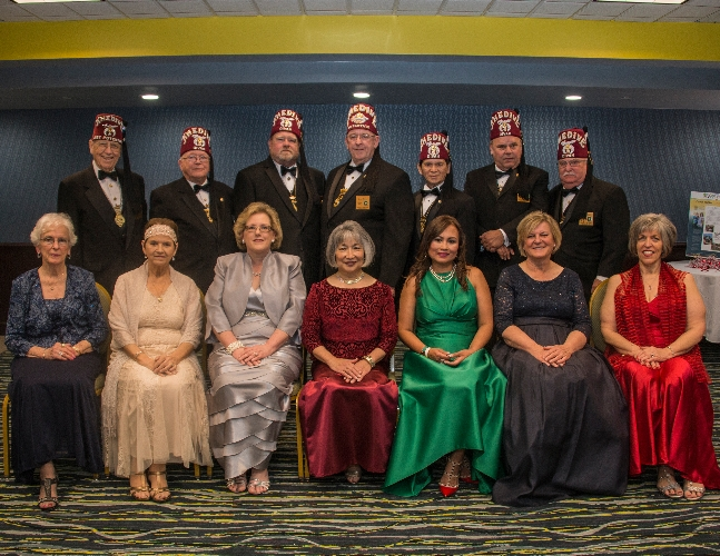 Potentate's Ball – Khedive Shriners