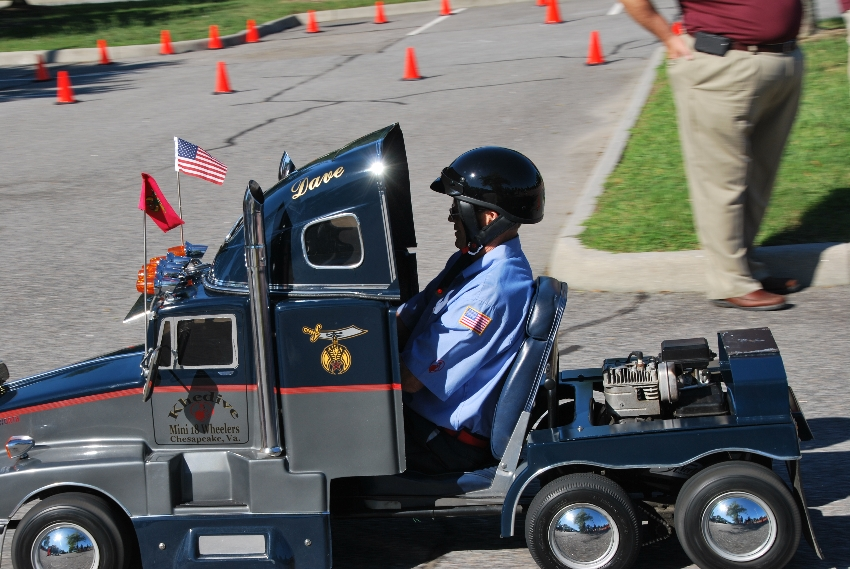 Mini 18 Wheelers Unit Khedive Shriners