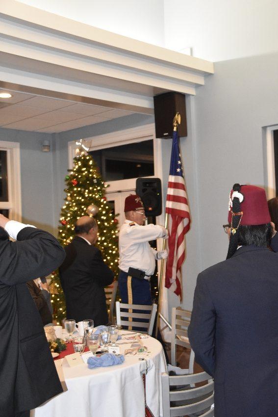 Legion Of Honor Christmas Amp Installation Khedive Shriners