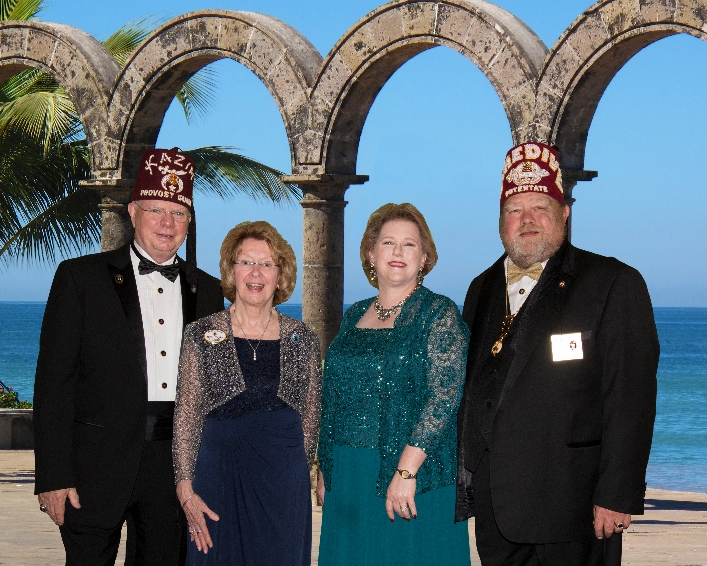 Potentate S Ball Khedive Shriners
